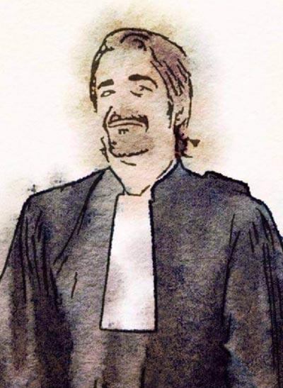 Benjamin Brame Avocat